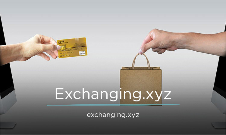 Exchanging.xyz