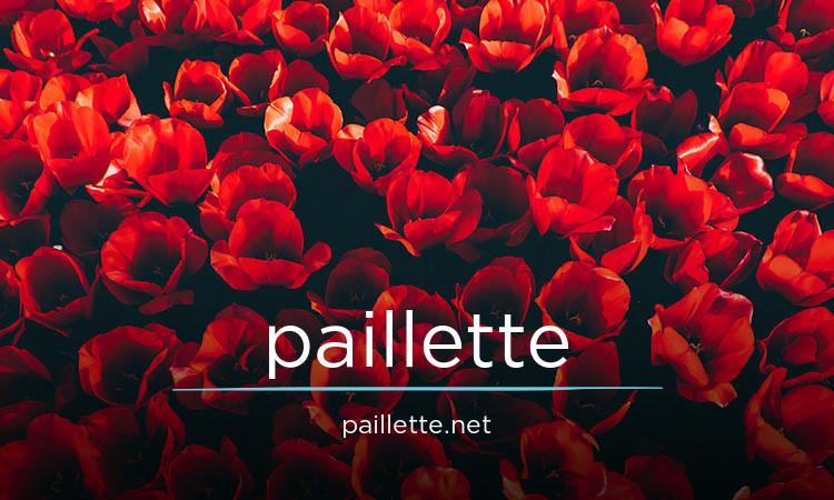 paillette.net