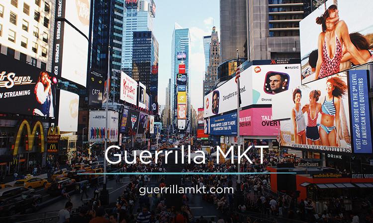 GuerrillaMKT.com