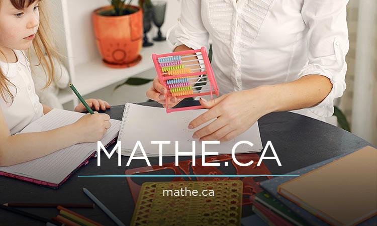 MATHE.CA
