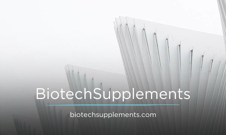 BiotechSupplements.com