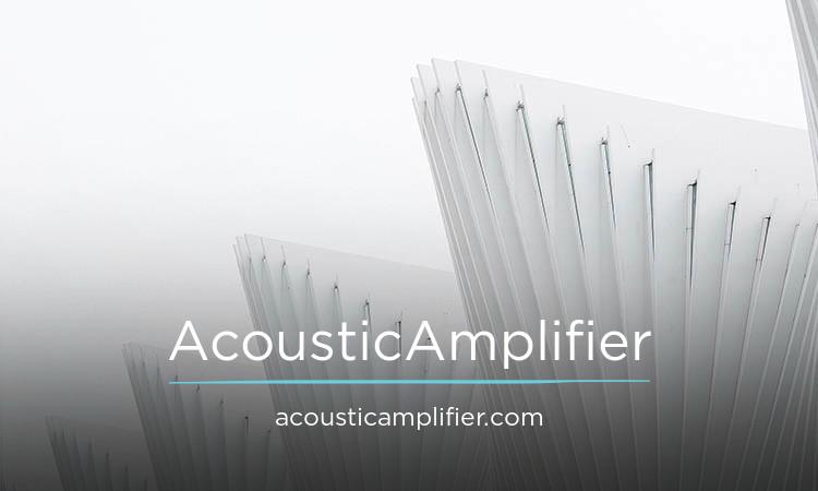 AcousticAmplifier.com