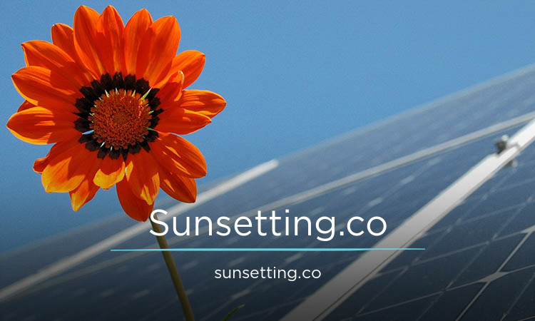 Sunsetting.co