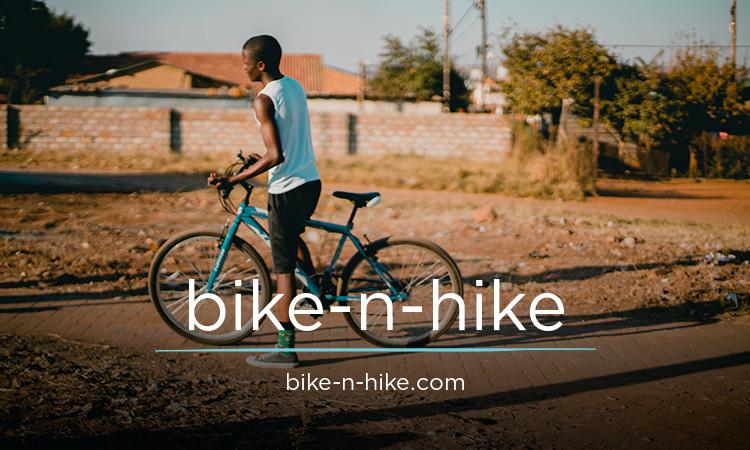 bike-n-hike.com