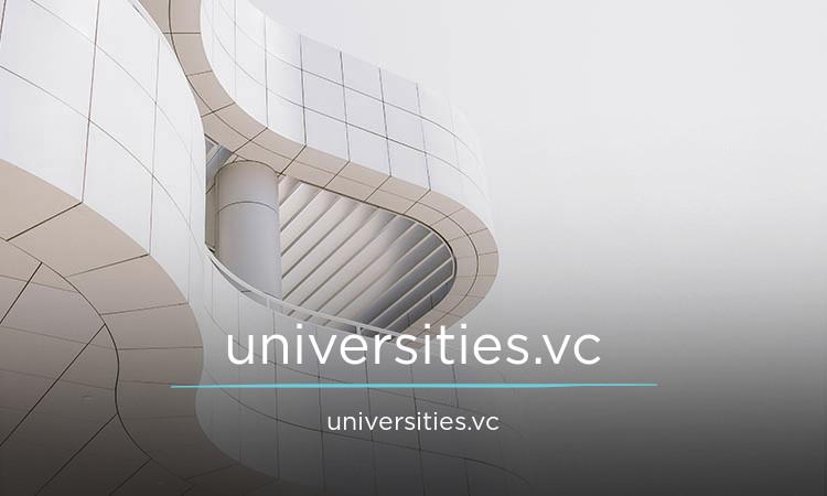 universities.vc