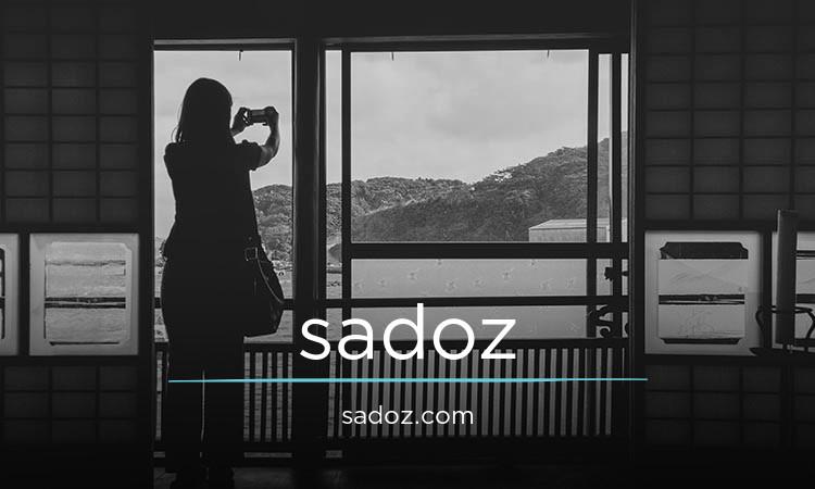 sadoz.com