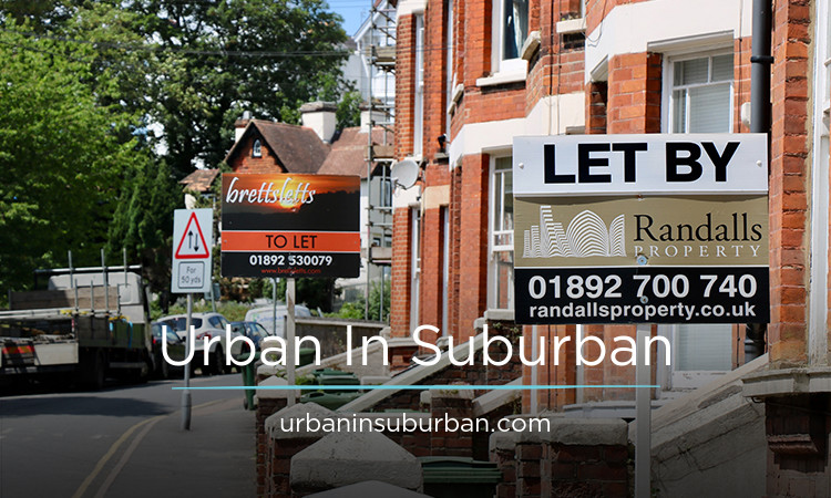 UrbanInSuburban.com