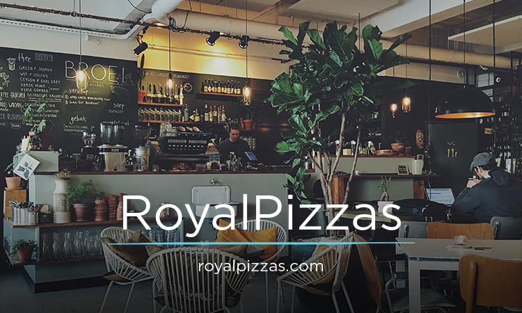 RoyalPizzas.com