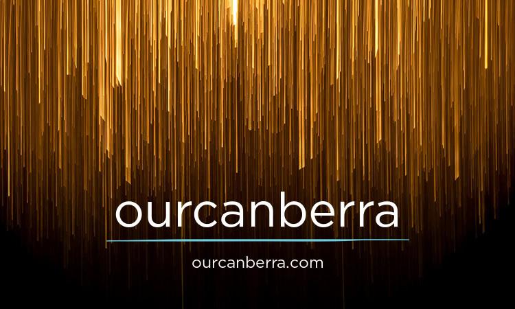 ourcanberra.com