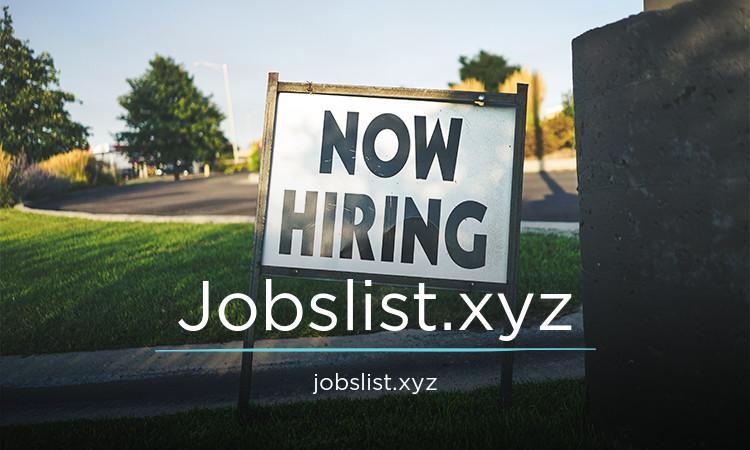 JobsList.xyz