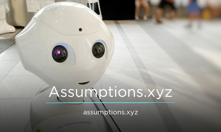 Assumptions.xyz
