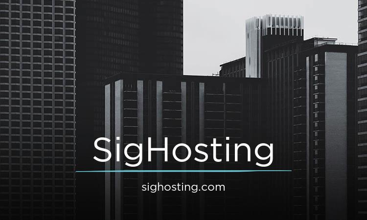 SigHosting.com