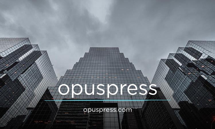 opuspress.com