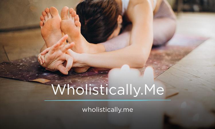 Wholistically.Me
