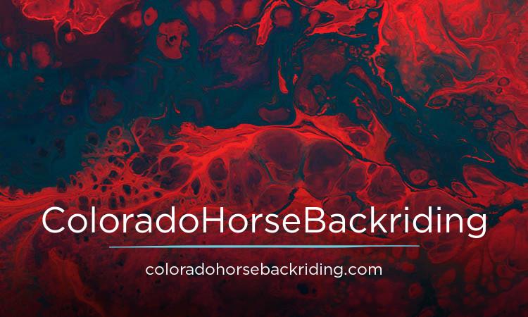 coloradohorsebackriding.com