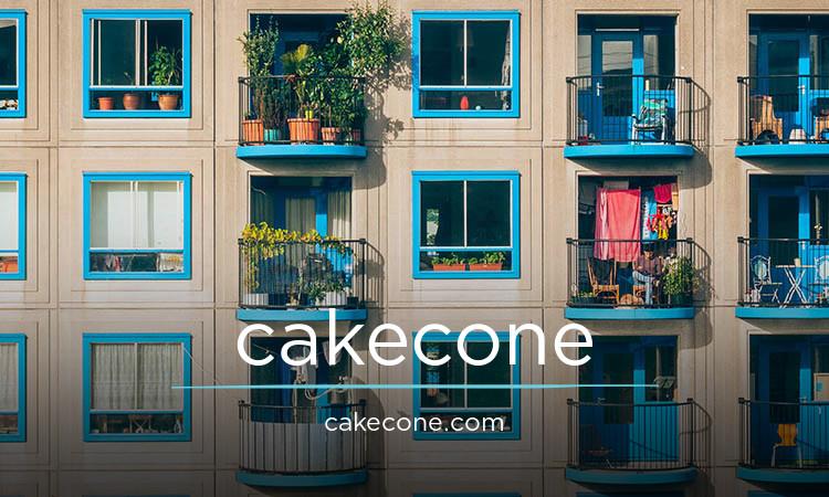 cakecone.com