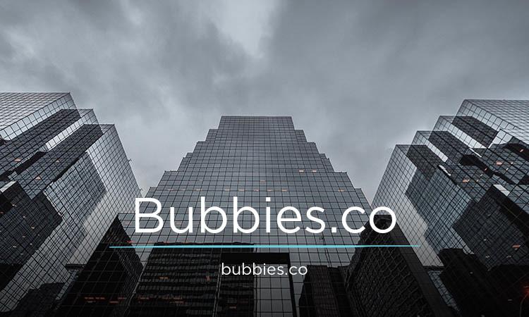 Bubbies.co