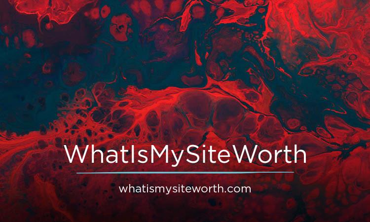 WhatIsMySiteWorth.com