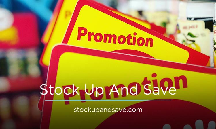 StockUpAndSave.com