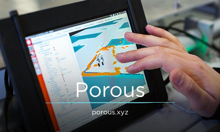 Porous.xyz