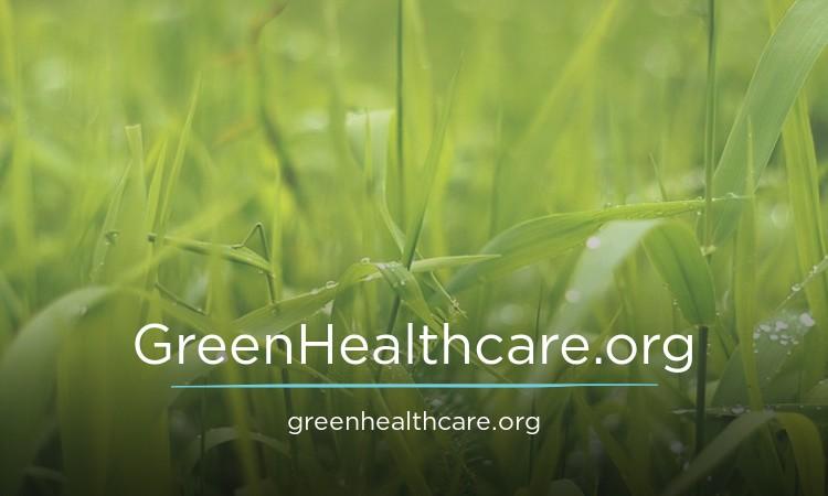 GreenHealthcare.org