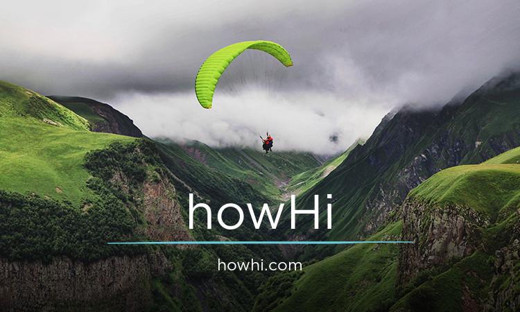 howHi.com