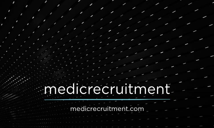 medicrecruitment.com
