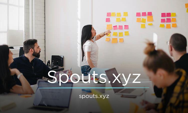 Spouts.xyz