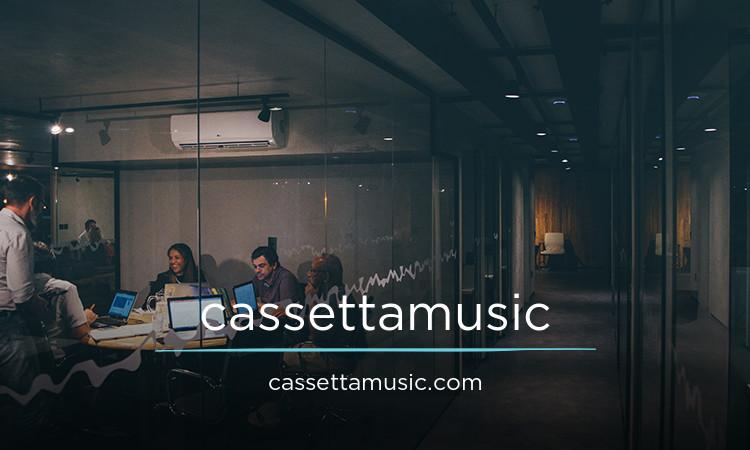 cassettamusic.com