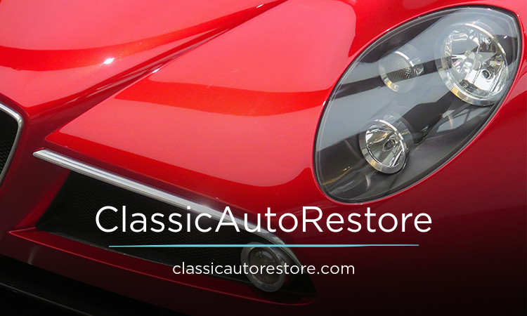 ClassicAutoRestore.com