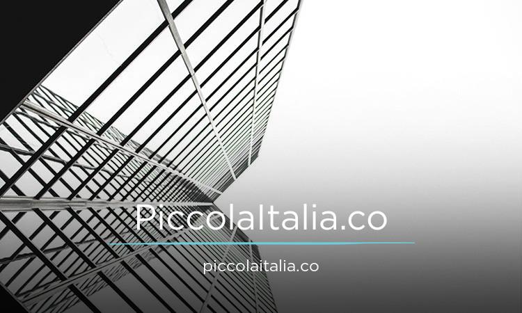 PiccolaItalia.co