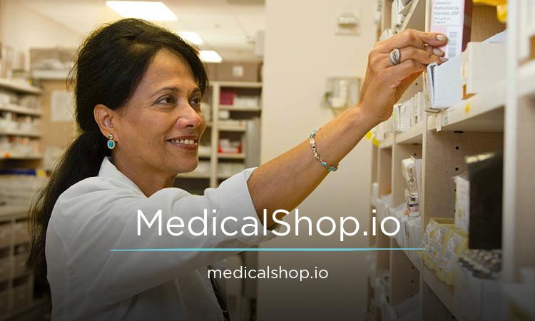 MedicalShop.io