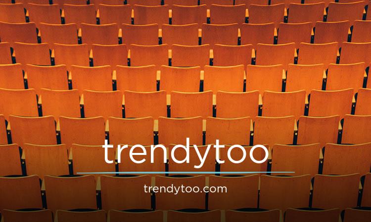 trendytoo.com