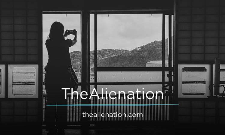 TheAlienation.com