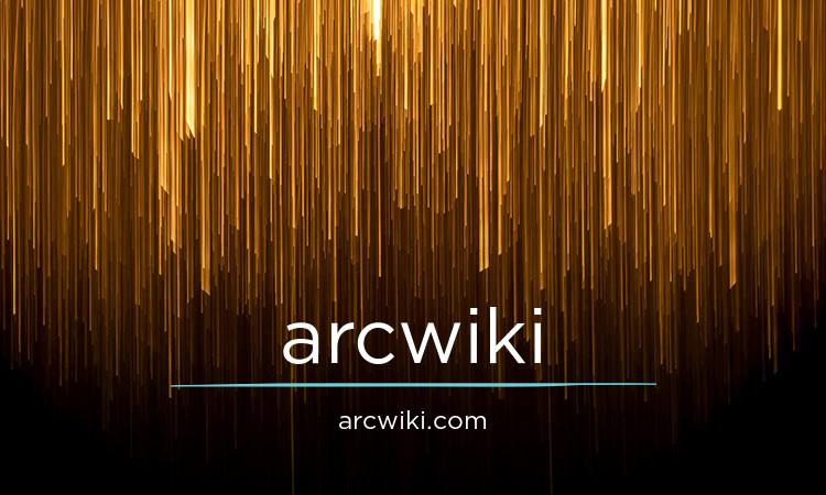 arcwiki.com