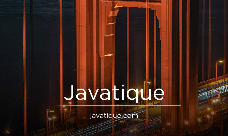 Javatique.com