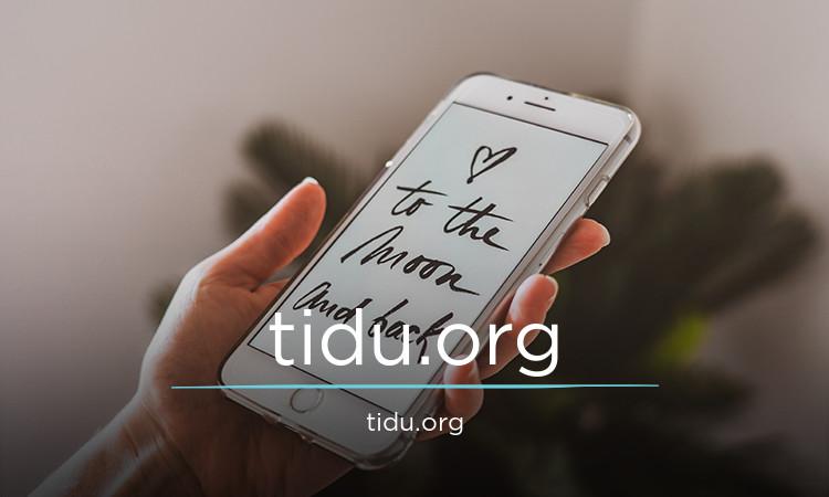 tidu.org