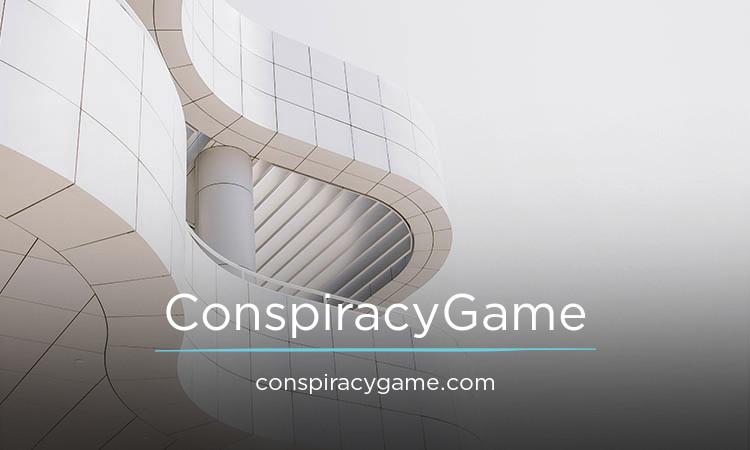 conspiracygame.com