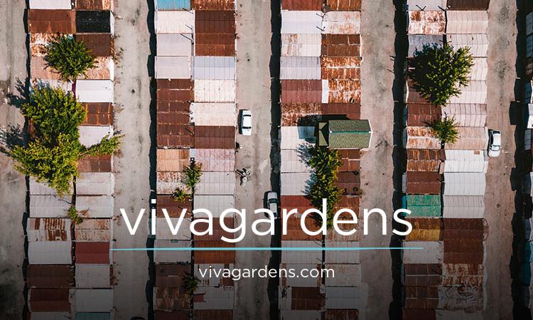 vivagardens.com