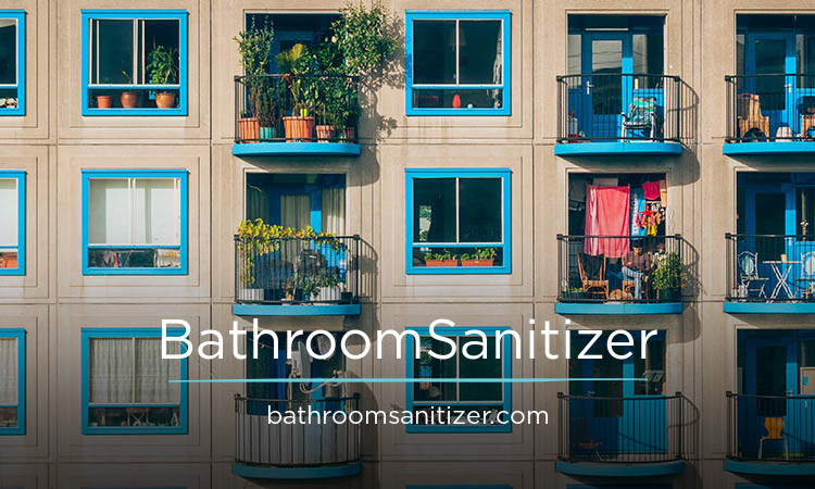 BathroomSanitizer.com