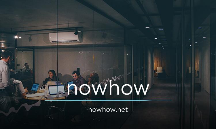 nowhow.net