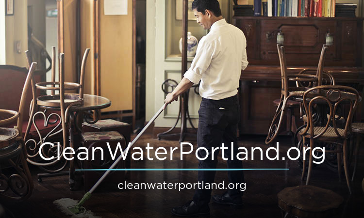 CleanWaterPortland.org