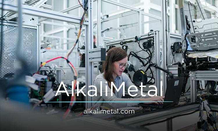 AlkaliMetal.com