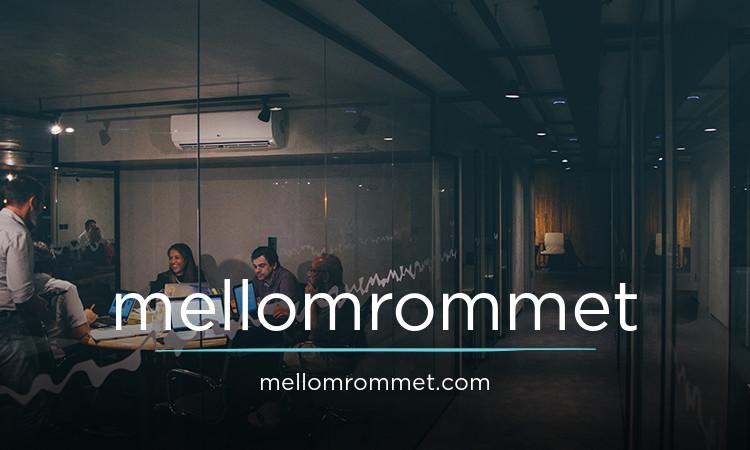 mellomrommet.com