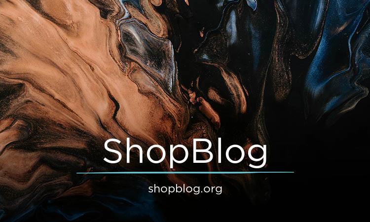ShopBlog.org