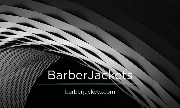 BarberJackets.com