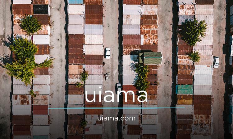 uiama.com
