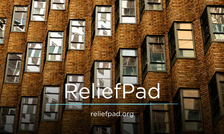 ReliefPad.org