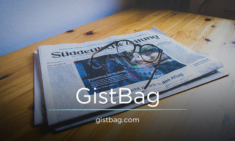 GistBag.com