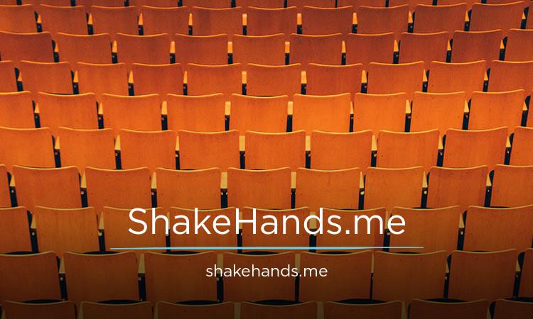 ShakeHands.me
